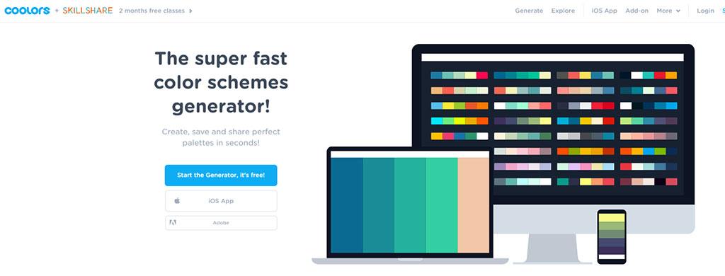 홈페이지-썸네일-ppt-만들-때-컬러-색상-선택-조합-배색-추천-사이트-3